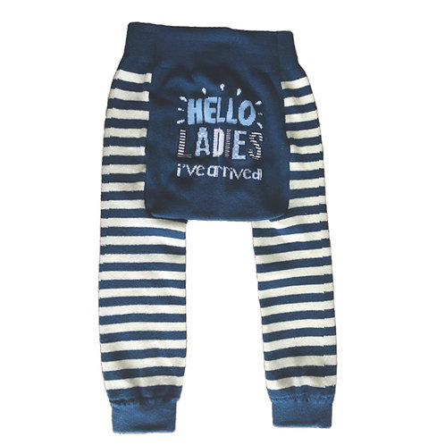 Hello Ladies I've Arrived! - Baby Tights Baby Leggings