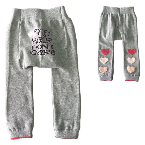 No Hair, Don't Care! - Baby Tights Baby Leggings