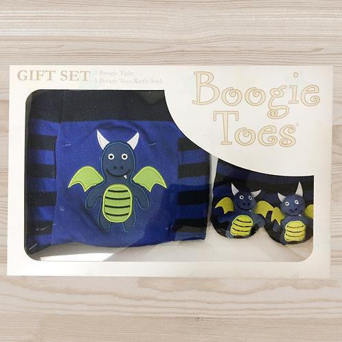 Blue Dragon Tight Rattle Gift Box 6-12M - Wholesale