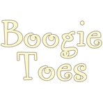 Booge Toes Rattle Socks Logo Transparent