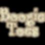 Booge Toes Logo Transparent