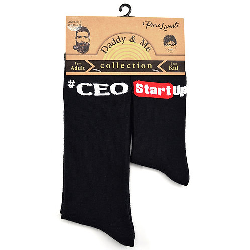 Daddy and Me Socks, CEO / Startup - Wholesale
