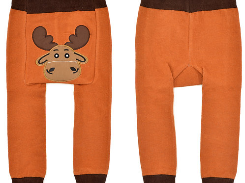 Moose Boogie Tights Baby Diaper Pants