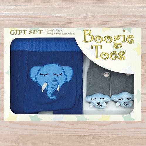 Sleepy Elephant Tight Rattle Gift Box 6-12M - Wholesale