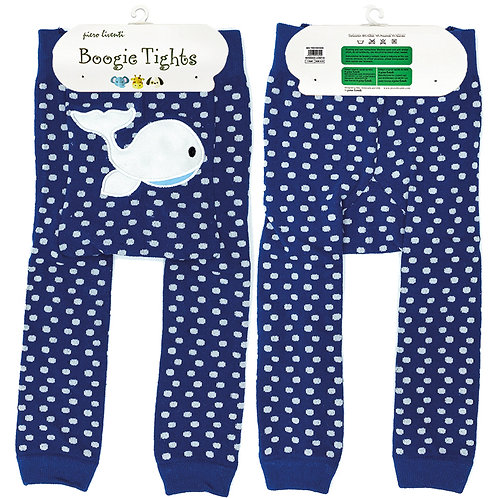 Baby Whale Boogie Tights Baby Leggings