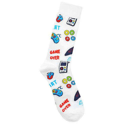 Retro Gamer - Adult Sock - Size L