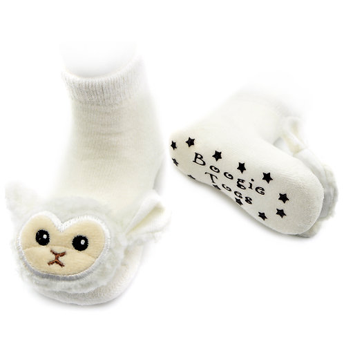 Woolly Sheep Boogie Toes Rattle Socks