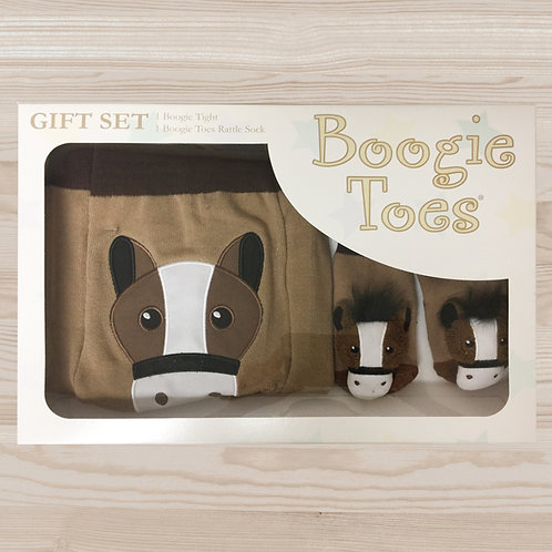 Derby Pony Tight Rattle Gift Box 6-12M - Wholesale