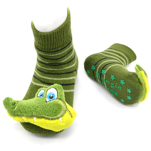 Alligator Boogie Toes Rattle Socks