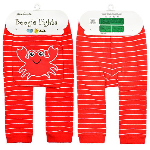 Crab Boogie Tights Baby Diaper Pants