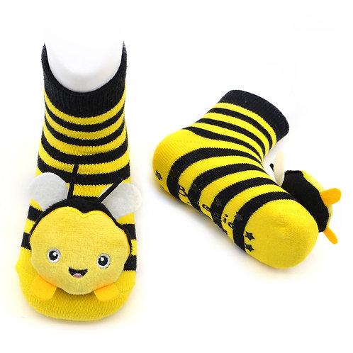 Bumblebee Boogie Toes Rattle Socks