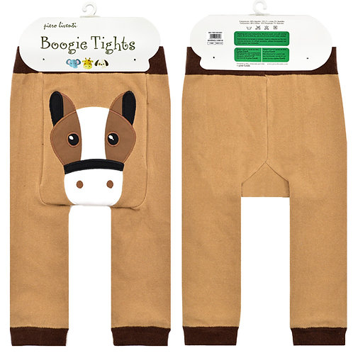 Pony Horse Boogie Tights Baby Diaper Pants