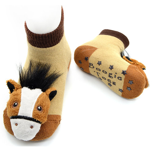 Derby Pony Boogie Toes Rattle Socks