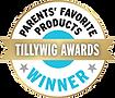Tillywig Boogie Toes Winner 2020 Transpa