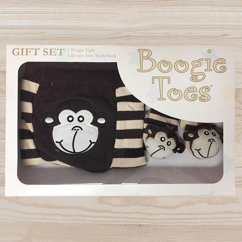 Monkey Boy Tight Rattle Gift Box 6-12M - Wholesale