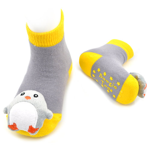 Penguin Boogie Toes Rattle Socks