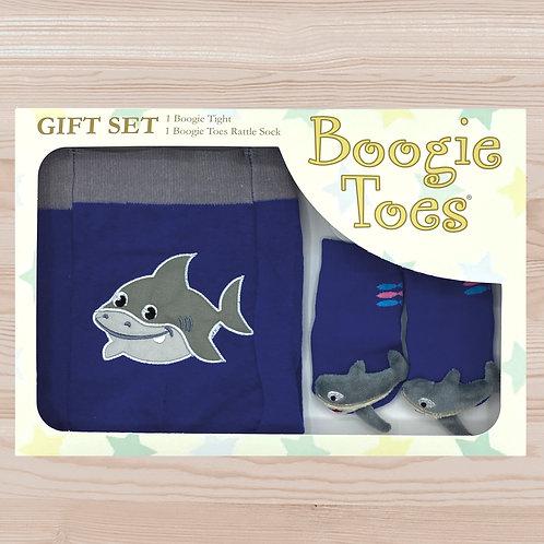 Shark Tight Rattle Gift Box 6-12M - Wholesale