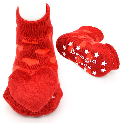 Baby Love Boogie Toes Rattle Socks - Wholesale