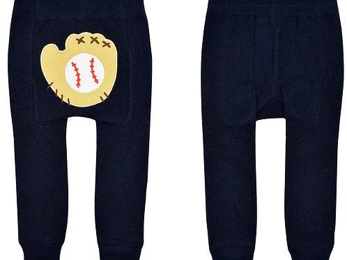 Baseball Mitt Boogie Tights Baby Diaper Pants
