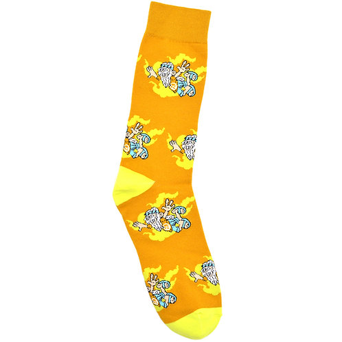 Hippie - Adult Sock - Size L - Wholesale