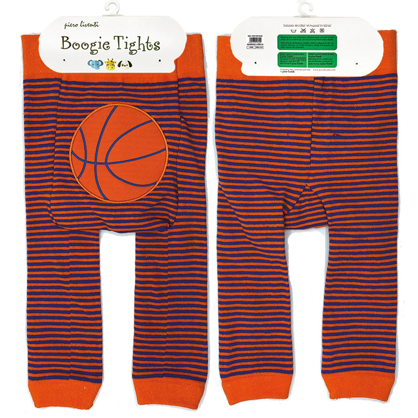 Basketball Boogie Tights Baby Leggings Piero Liventi