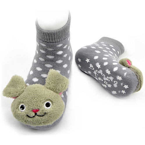 Bunny Boogie Toes Rattle Socks - Wholesale