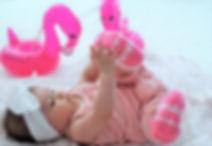 Boogie Toes Flamingo Lifestyle