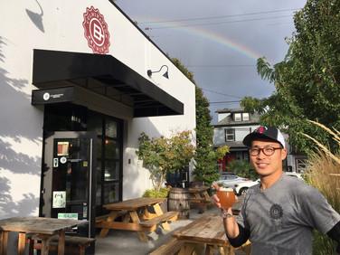 鳥取県からポートランドへ渡った醸造家