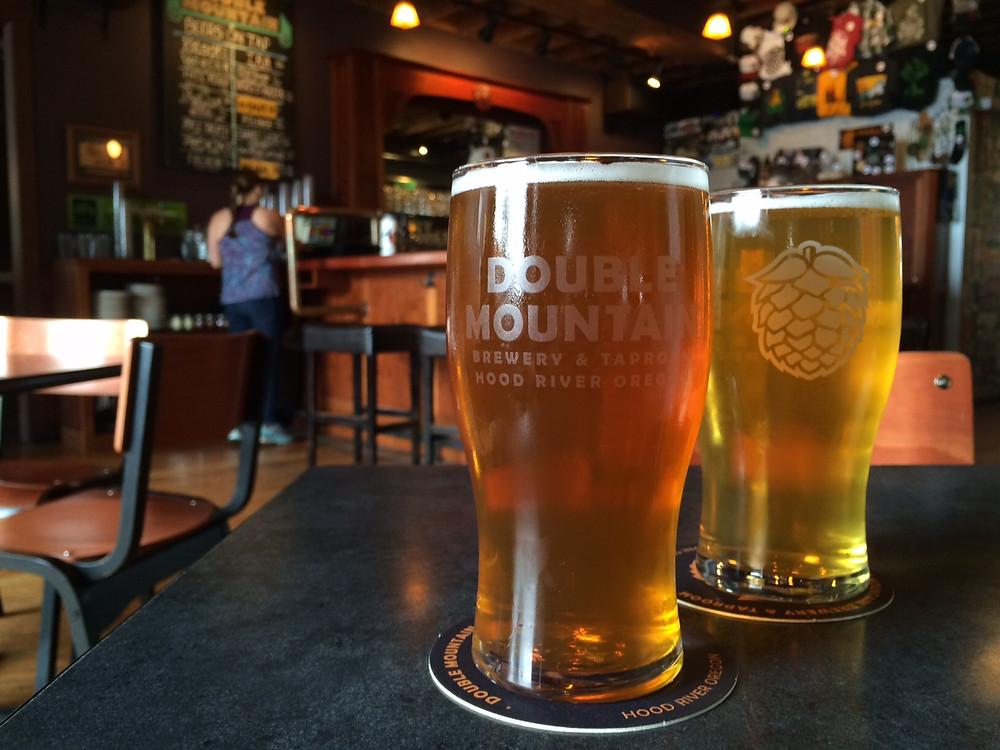 コロンビア渓谷 クラフト ビール オレゴン ワシントン州