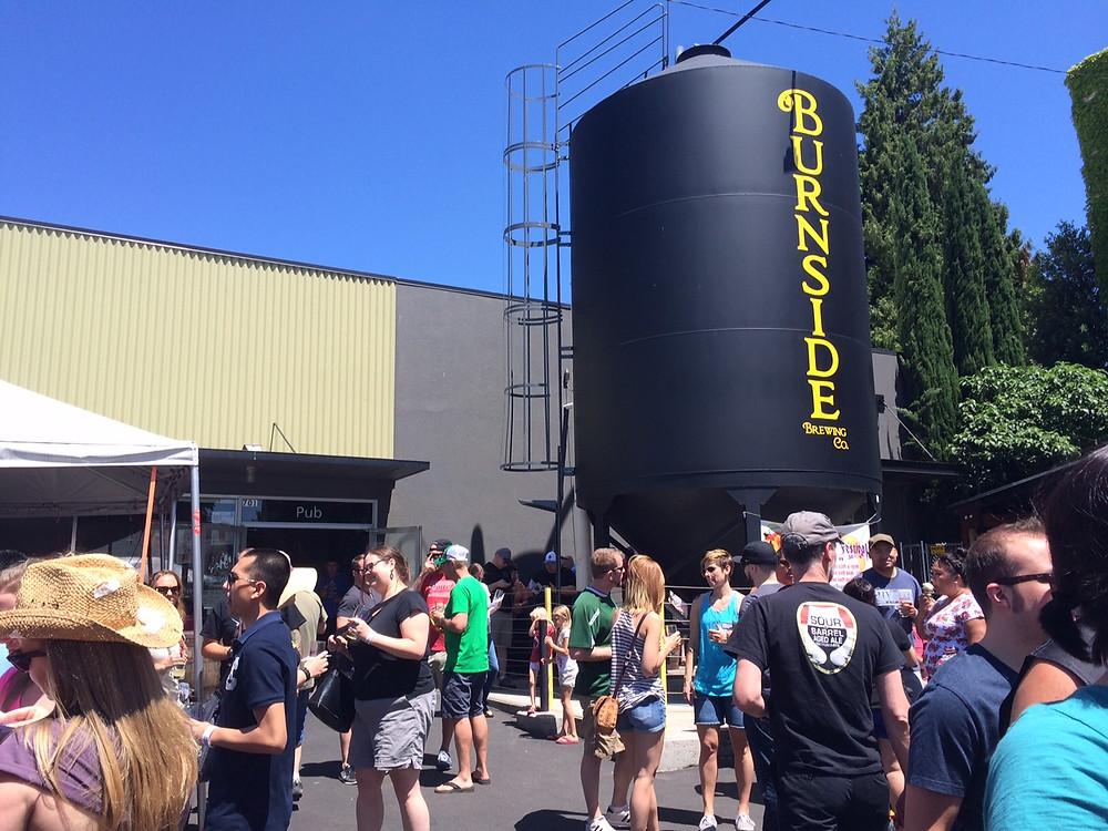 ポートランド ビール 祭り