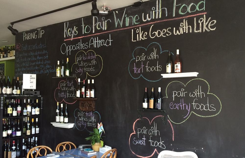 ポートランド ワイン ショップ