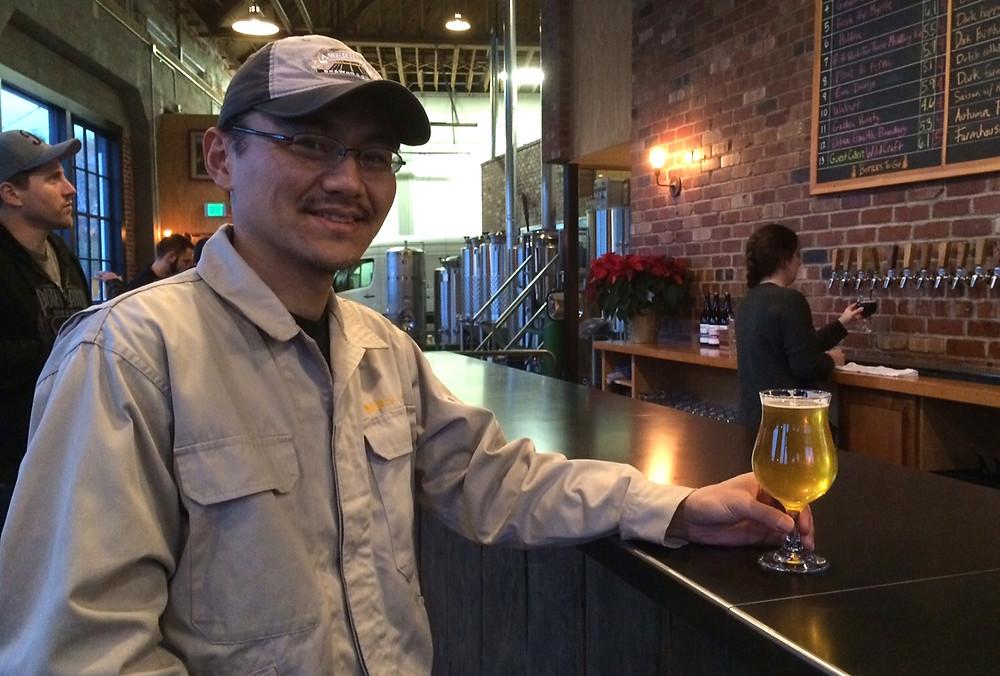 ポートランド ビール 日本人