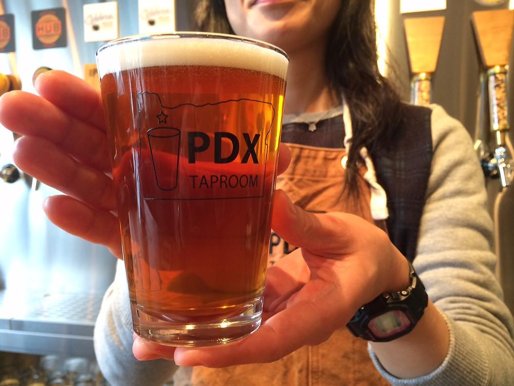 PDX Taproom ポートランド ビール