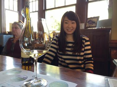 オレゴンワインカントリーで頑張る日本女性:石田みすずさん