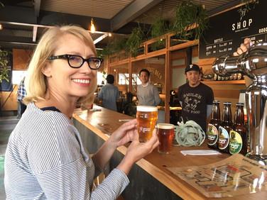 2018年の日本の「ビールの旅」