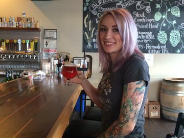 ポートランドのビール職人:ナタリー・ボルドウィンさん