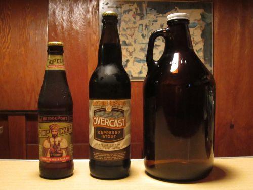 ポートランド ビール グラウラー