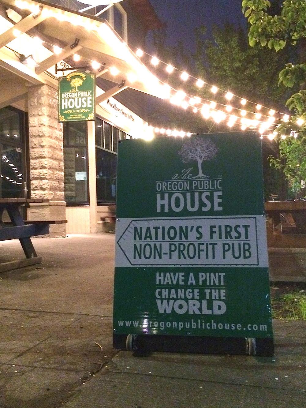 ポートランド ビール 非営利