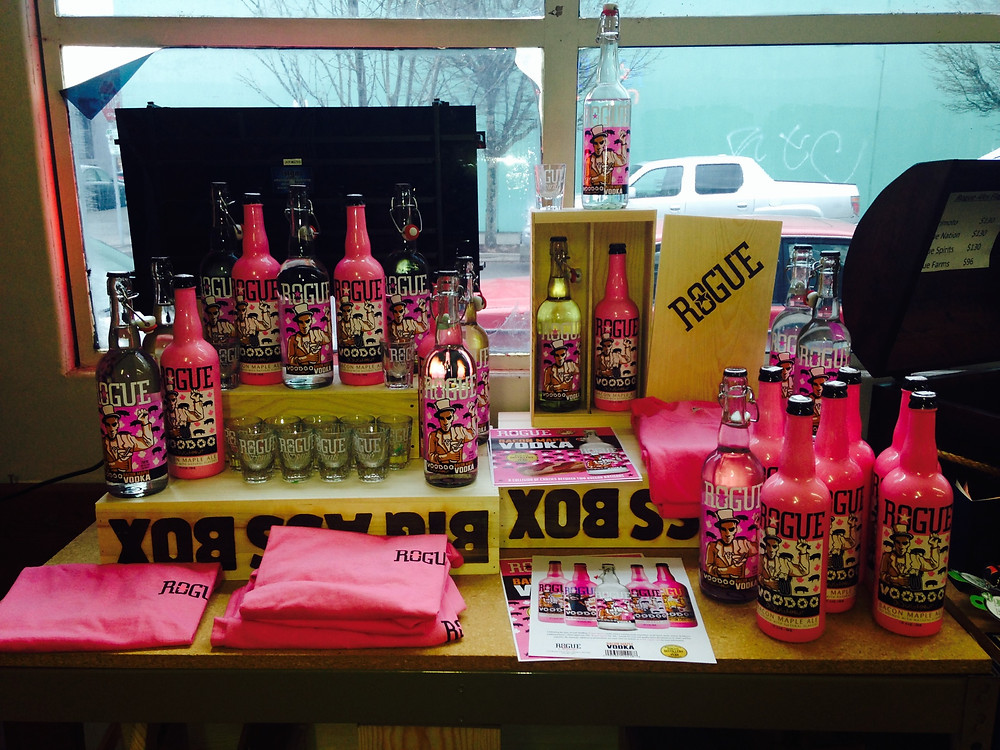 Rogue:Voodoo Ale & Vodka Display.jpg
