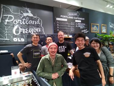 ポートランドのビールプロ・アマに日本人自家醸造家のデビュー!