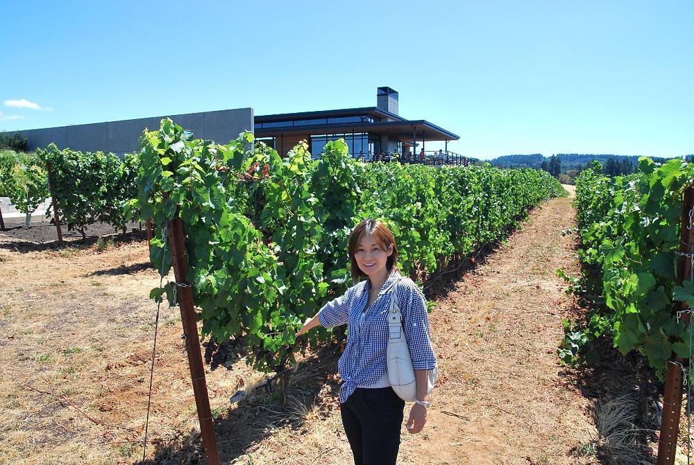 オレゴン ポートランド ワイン ツアー 観光