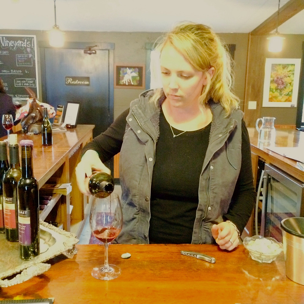 オレゴン フッド・リバー ワイナリー ワイン