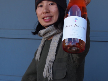 オレゴンワインを作る日本の女性の夢は進んでいます!