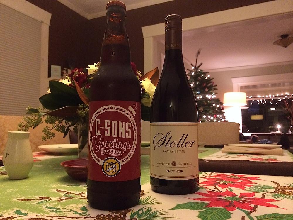 オレゴン ビール ワイン