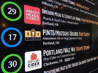 ポートランドのビールプロアマの反省