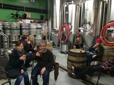 醸造施設の中で飲めるポートランドブルワリーガイド
