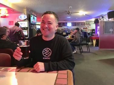 オ州酒ブログのニューフェース:マイケル・ウォルコット
