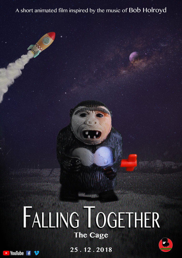 FALLING TOGETHER poster