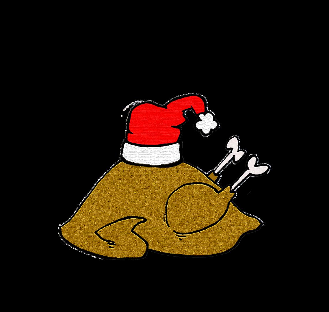 Turkey Christmas Hat