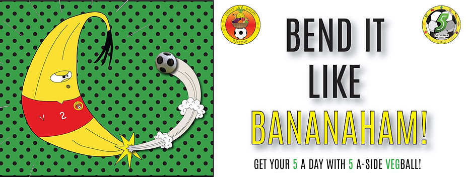 Bend it like Bananaham